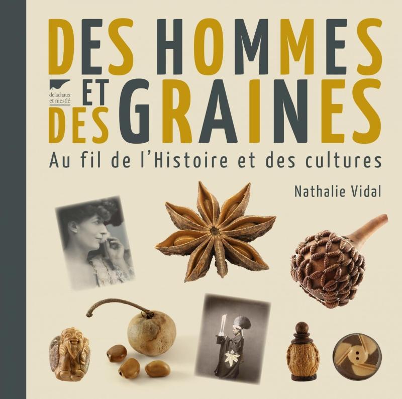 Livre Des hommes et des graines par Nathalie Vidal