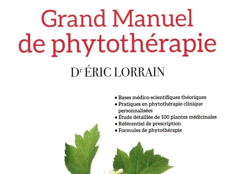 Un Grand manuel de phytothérapie