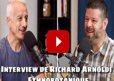 Ethnobotanique_entretien de Richard Arnoldi avec Christophe Bernard_septembre 2020